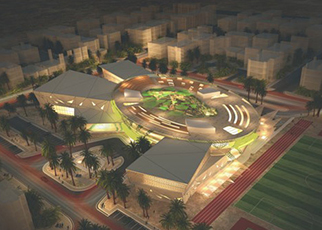 Al Bateen Secondary School Abu Dhabi -Uae