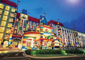 Legoland Hotel, Malaysia