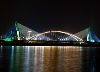 BR8 Seri Saujana Bridge,  Putrajaya, Malaysia