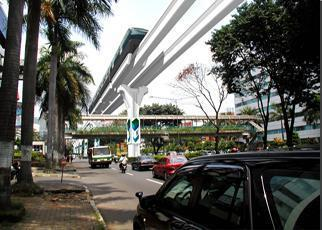 Jakarta Monorail, Indonesia