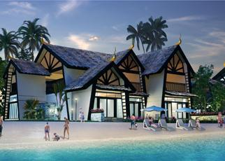 Hotel & Resort at World Island, Dubai- UAE